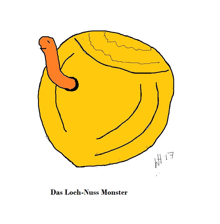 Loch-Nuss Monster