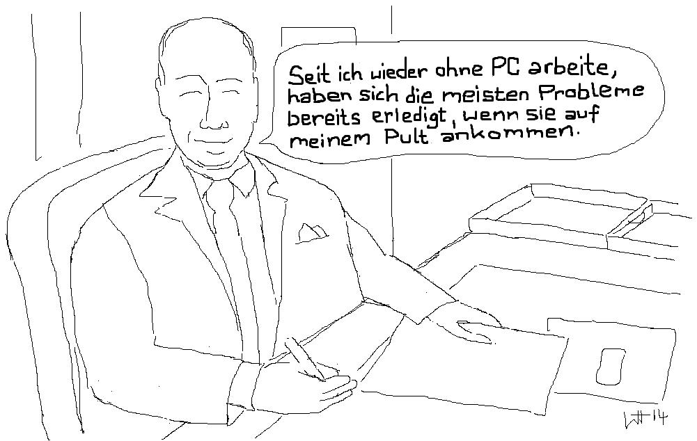 02) Februar - OHNE PC