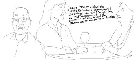 03) März - MÄTAS