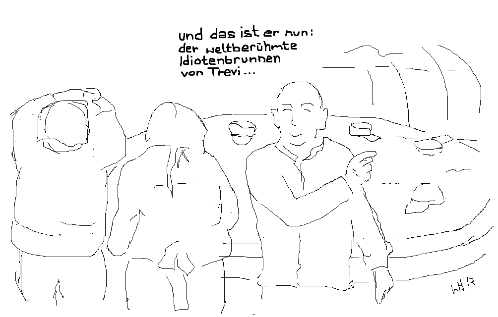 10) Idiotenbrunnen