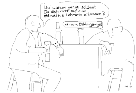 9) September (Bildungsangst)
